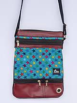 Iné tašky - Kabelka na prechádzku so psom Stars - 9165387_