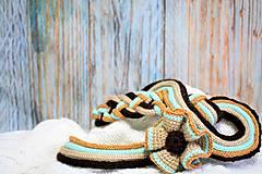 Náhrdelníky - Špagetový náhrdelník 3310 - 9166604_