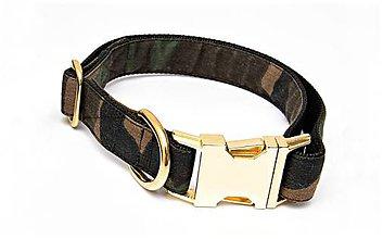 Pre zvieratká - ARMY obojok - 9166490_