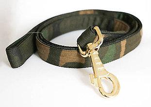 Pre zvieratká - ARMY vodítko - 9166717_