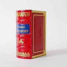 Knihy - CICERO - O STAROBE - 9166483_