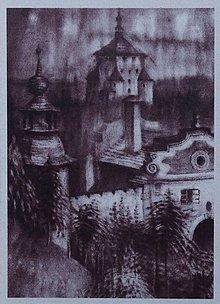 Obrazy - Banská Štiavnica - Piarg, Nový zámok - 9166444_