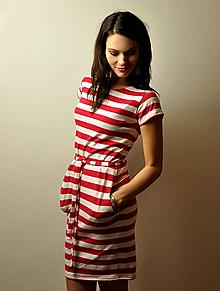 Šaty - Vreckové šaty Clown - 9164142_