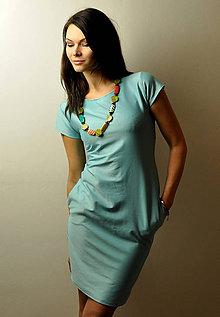 Šaty - Vreckové šaty Bluesky - 9164451_