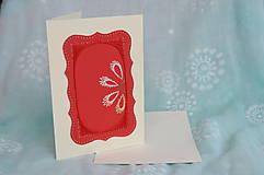 Papiernictvo - Pohľadnica - kvet - 9167355_