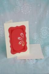 Papiernictvo - Pohľadnica - kvet - 9167356_
