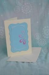 Papiernictvo - Pohľadnica - kvet - 9167364_