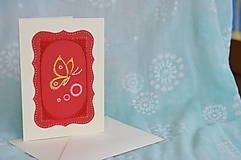 Papiernictvo - Pohľadnica - motýľ - 9167486_