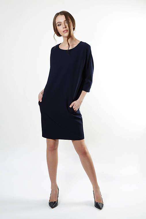 Ofisové šaty Melania   ceccilia - SAShE.sk - Handmade Šaty 43399bbcbc2