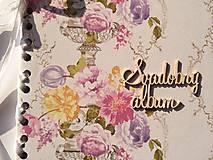 Papiernictvo - Svadobný album - 9169914_
