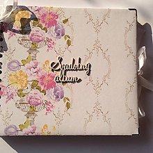Papiernictvo - Svadobný album - 9169913_