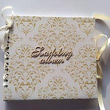 Papiernictvo - Svadobný album - 9170607_