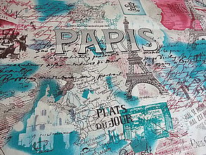 Textil - Paríž - 9168919_