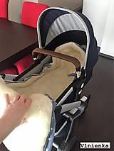 Textil - Merino fusak pre deti 100% Baranček - 9169720_