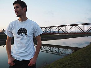 Tričká - Hory - tričko na želanie - 9171473_
