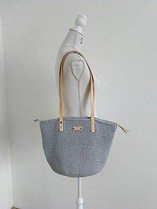 Veľké tašky - Grey Bella  - 9168924_