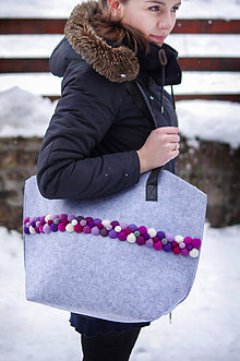 Nákupné tašky - Kabelka Soperka II. - 9172025_