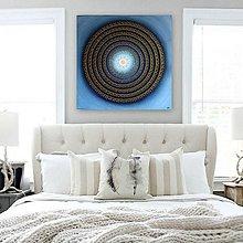 Obrazy - Mandala EMPATIA 100 x 100 - 9170014_