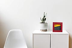 Dekorácie - Obraz - dekorácia SOLE MINI - 9172099_