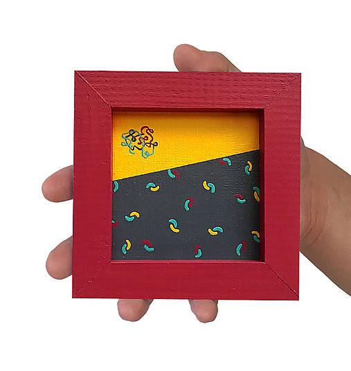 Obraz - dekorácia SOLE MINI