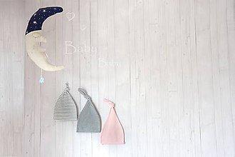 Detské čiapky - Baby čiapka Dream - 9172791_