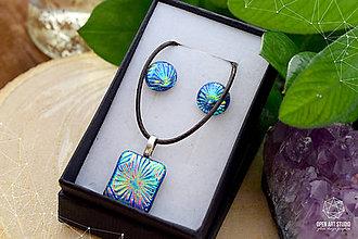 Sady šperkov - Exkluzívna dúhová