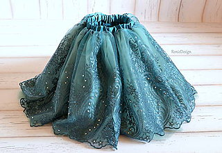 Detské oblečenie - sukňa - 9174422_