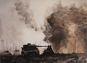 Obrazy - Obraz - 2. svetová vojna, - 9175636_