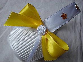 Košíky - košíky (Žltá) - 9173759_