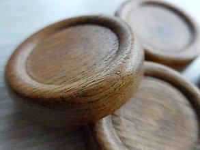 Dekorácie - Dubový klzák, ozdobný prvok - 9173595_