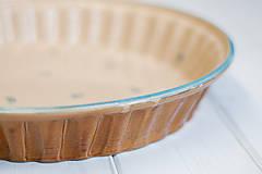 Nádoby - Forma na koláč Nezábudky - 9176511_