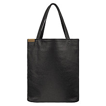 Nákupné tašky - SHOPPER BAG čierna textura - 9175971_