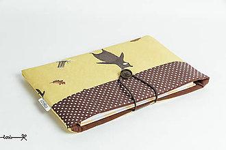 Papiernictvo - Obal na knihu - medvede - 9173122_