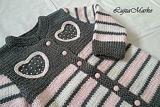 Detské oblečenie - VÝPREDAJ - Pre malú slečnu - veľ. 104-110 ihneď k odberu -ZĽAVA z 27€ - 9175117_