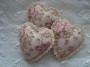 Darčeky pre svadobčanov - Svadobné srdiečka - 9173798_