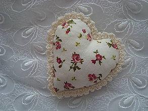 Darčeky pre svadobčanov - Svadobné srdiečko - 9174003_