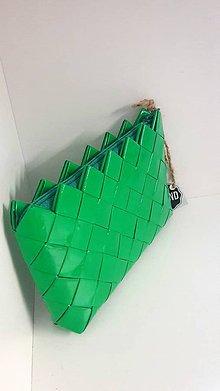 Peňaženky - Mini zelená - 9175101_