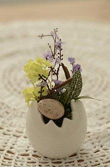 Dekorácie - Veľkonočná dekorácia - 9180073_