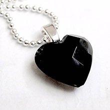 Náhrdelníky - Zodiac Sign Gemstone Pendant / Prívesok z minerálu podľa znamenia (Lev - čierny achát) - 9178545_
