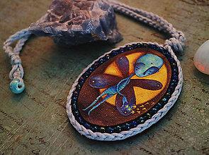 Náhrdelníky - Dorian/ náhrdelník - 9178242_