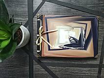 Papiernictvo - Fotoalbum klasický s autorskou ilustráciou ,,Hladina loďkou houpá... ,, - 9178396_