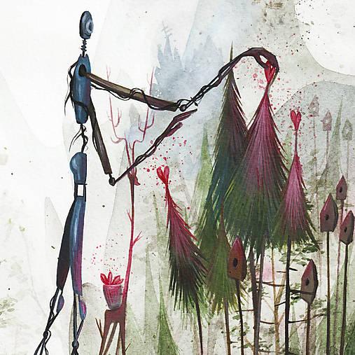 Originál maľba