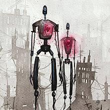 Kresby - Originál maľba