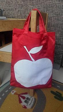 Detské tašky - Taška jabĺčko - 9178706_