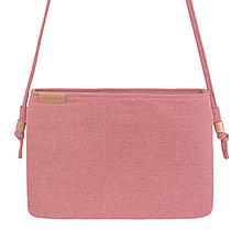 Iné tašky - NODO BAG ružová bavlna - 9177865_