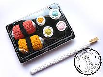 Hračky - sushi - 9180961_
