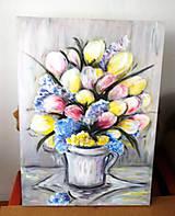 - Obraz-kytica  kvetov - 9184243_