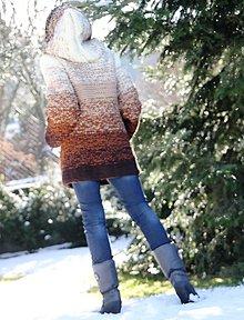 """Kabáty - Originální svetrokabát """"Laura"""" - 9183866_"""