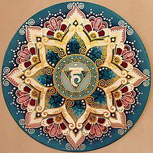 Dekorácie - Mandala komunikácie a inšpirácie - 9183115_