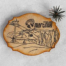 Magnetky - Magnetka Martinské hole - 9185622_